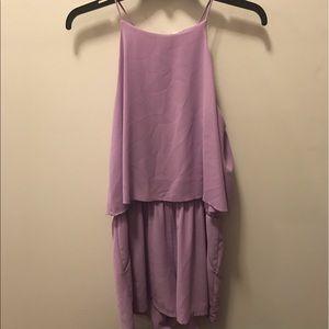 Other - Lavender romper